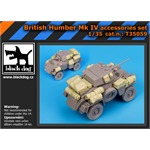 British Humber Mk IV accessories set