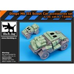 Dingo Mk III Scot car accessories set