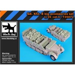 Sd.Kfz 7 big accessories set