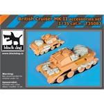 British Cruiser Mk Ii accessories set