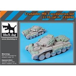 Crusader Mk I accessories set