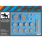 Panther wheels detail set
