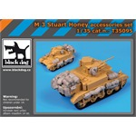 M3 Stuart Honey accessories set