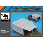 Us Dodge canvas accessories set