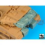 Merkava IV basket accessories set