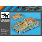 CV9035NL Hessian Tape