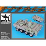 US Stryker WINT-T B w/  equipument accessories set