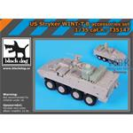 US Stryker WINT-T B accessories set  for Trumpeter
