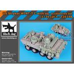 US Stryker WINT-T C w/ equipment accessories set