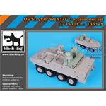 US Stryker WINT-T C accessories set  for Trumpeter