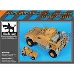 M-ATV WINT-T A with equipment accessories set