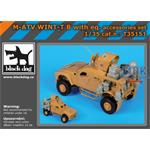 M-ATV WINT-T B with equipment accessories set