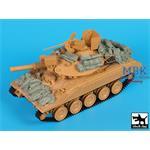 M551 Sheridan Gulf War  accessories Set