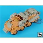 Sd Kfz 233  accessories set