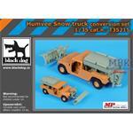 Humvee Snow truck conversion  set 1/35