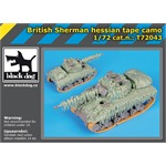 British Sterman hessian tape camo