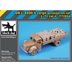 DBL-4500 S cargo accessories set