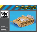 Stug III accessories set