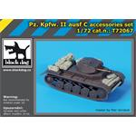 Pz.Kpfw. II Ausf. C accessories set