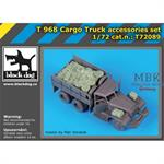 T968 Cargo Truck accessories set