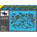 British WWII equipment