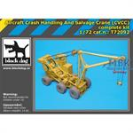 Aircraft crash handling & salvage cran - Resin Kit