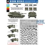 Israeli Tanks #1 Chevrons