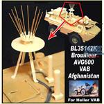 VAB Anti IED System Avg600 - Afghanistan