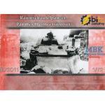Panther D Räumschaufelpanzer conversion