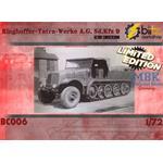 Ringhoffer-Tatra-Werke A.G. Sd.Kfz 9 conversion