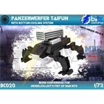 Pz.Werfer Taifun w/bottom cooling system