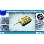 Panzerjäger Porsche Typ255 Ausf.D
