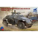 Leichter Panzerspähwagen (MG), Sd.Kfz.221