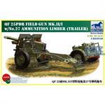 QF 25pdr Anti-Tank Gun Mk. II/I