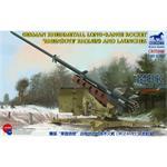 German Rheinmetall Rocket