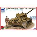 M24 Chaffee (British Army)