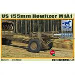 US M1A1 155mm Howitzer