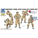 17pdr Anti-Tank Gun Crew