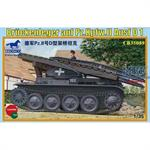 Brückenleger auf Panzer II Ausf.D