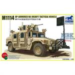 M1114 Up-Armoured HA (heavy) Tactical Vehicle