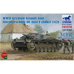 Sturmgeschütz III Ausf E (SdKfz 142)