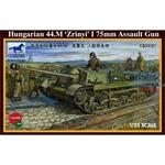 Hungarian 44.M Zrinyi I 75mm Assault Gun