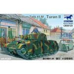 Hungarian Medium Tank 41.M Turan II