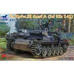 Panzer III Ausf. A (Sd.Kfz. 141)