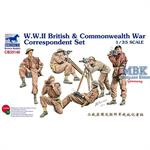 WW2 British & Commonwealth War Correspondent Set
