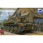 Panzer I Ausf.F VK18.01