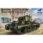 Cruiser Tank A9/A9 CS Cruiser Tank Mark I/I CS