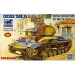 British Cruiser Tank Mk. II, IIA IIA CS