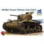 """US M22 """"Locust"""" Airborne Tank (T9E1)"""