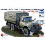 Russian Zil-131 Truck (early Version)